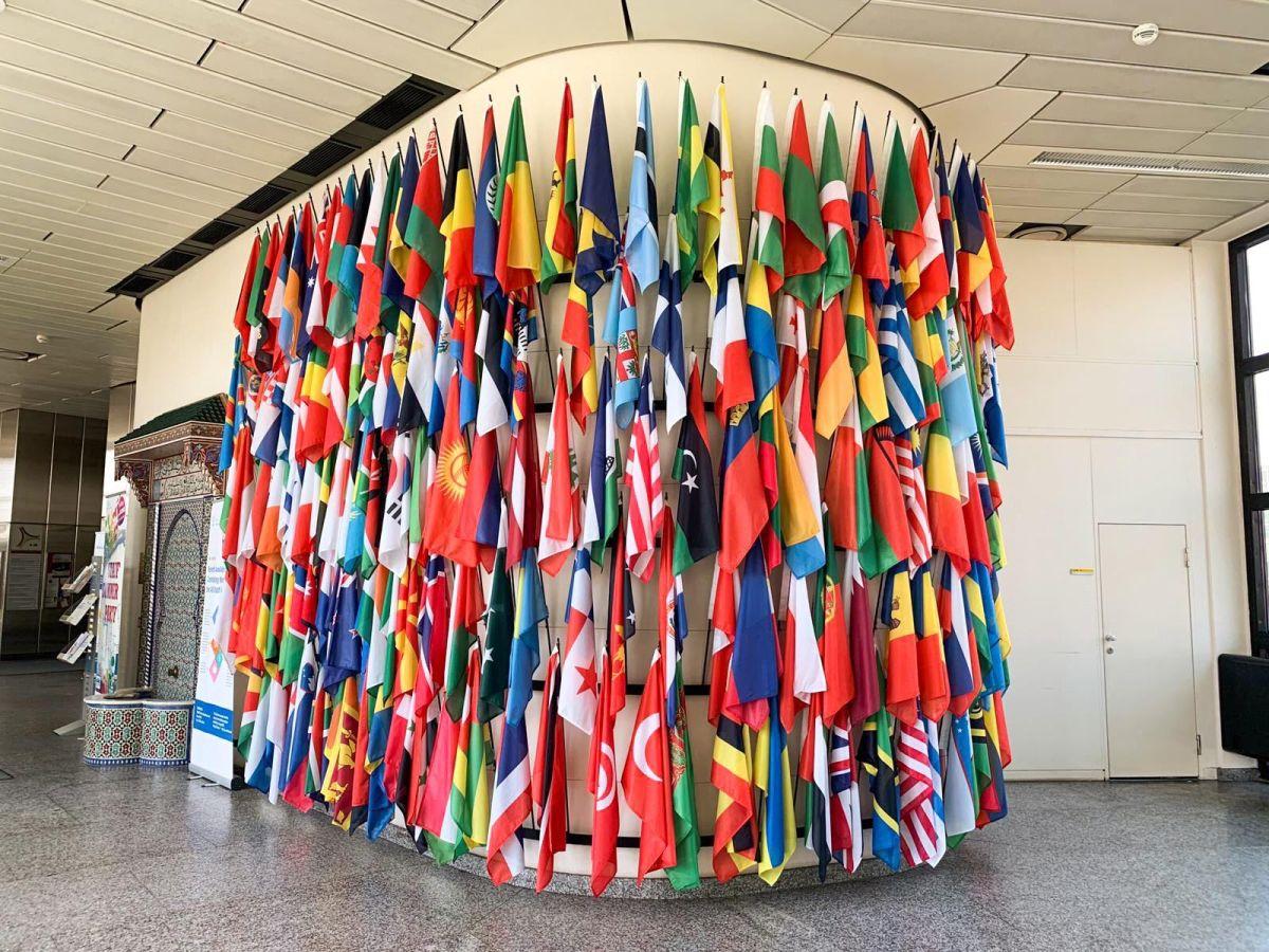 Mitgliedsstaaten der UNO