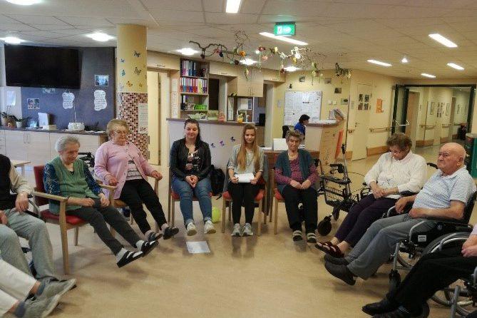Exkursion ins Pflegeheim