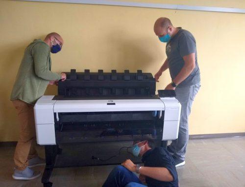 Neue IT-Infrastruktur im Schulzentrums Gmünd