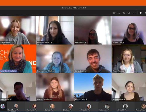 Online-Schulung: Literaturrecherche für Diplomarbeiten